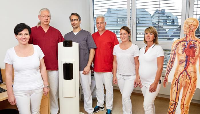 Gefäßzentrum Vulkaneifel am Krankenhaus Daun erstmals erfolgreich zertifiziert